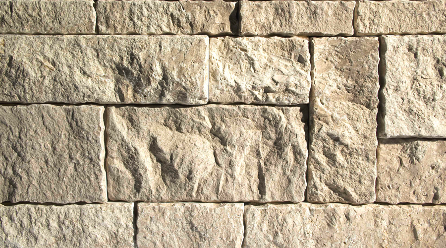 Buff Strip Stone